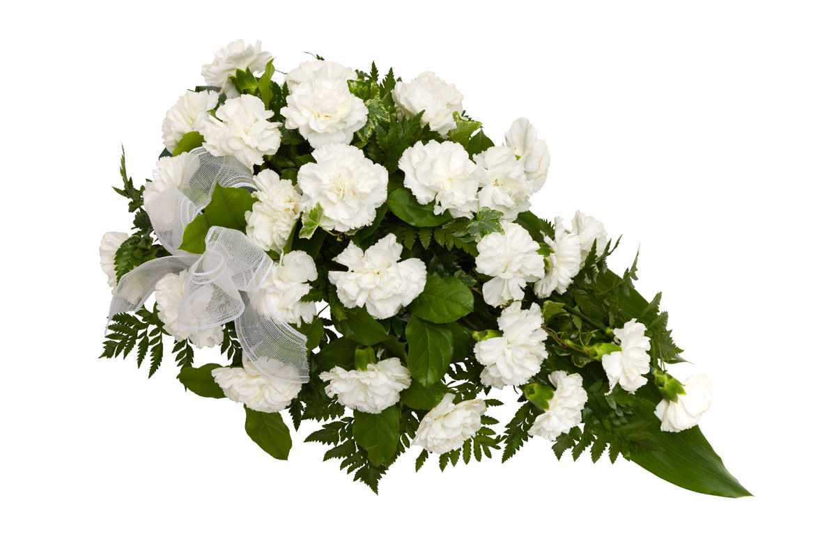 Hautajaiskukat No 9